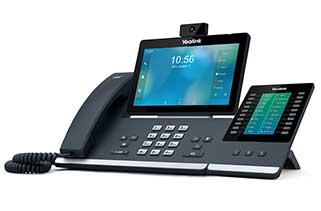 Sytème de Téléphonie IP Yealink