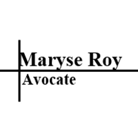 Maryse Roy Avocate